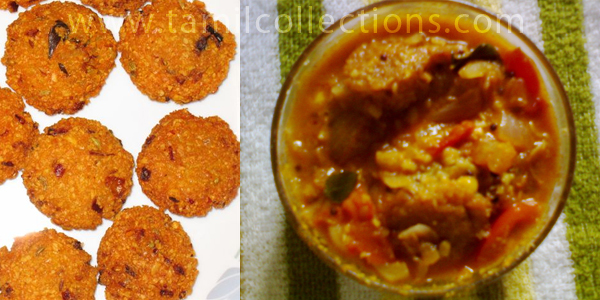 Vadai kuzhambu by nizhal tamil cooking recipes tamil samayal videos vadai kuzhambu by nizhal forumfinder